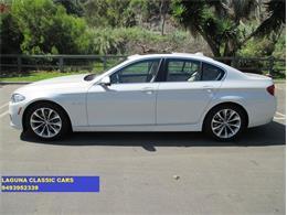 2016 BMW 5 Series (CC-1242612) for sale in Laguna Beach, California