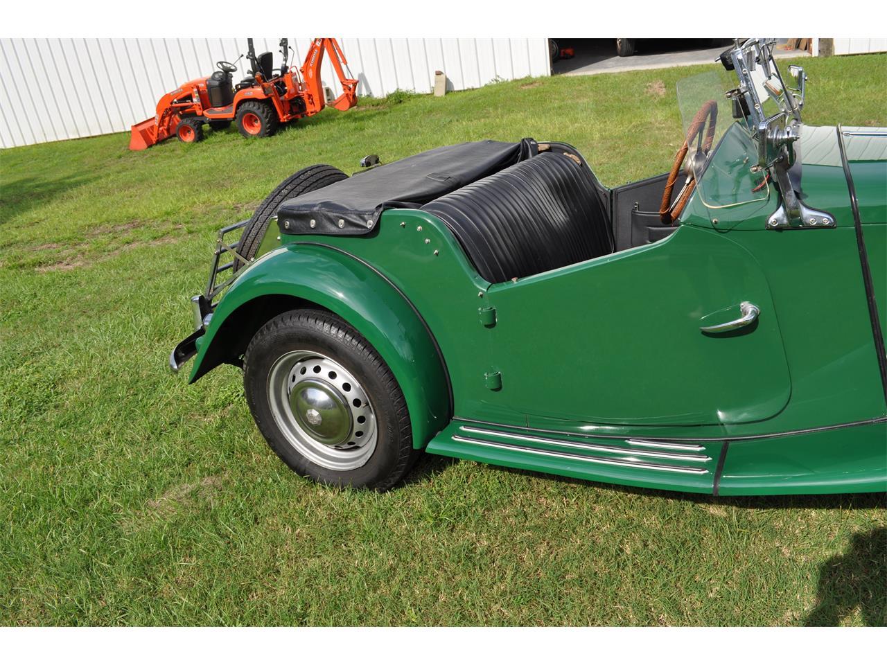 1953 MG TD (CC-1242638) for sale in Crawfordville Fl USA, Florida