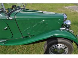 1953 MG TD (CC-1242638) for sale in Crawfordville Fl USA, Florida