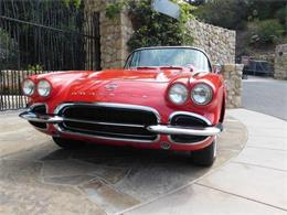 1962 Chevrolet Corvette (CC-1242683) for sale in Santa Barbara, California