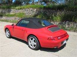 1995 Porsche 993 Carrera 2 Cabriolet (CC-1242685) for sale in Omaha, Nebraska