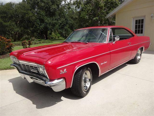 1966 Chevrolet Impala SS (CC-1242689) for sale in Sarasota, Florida