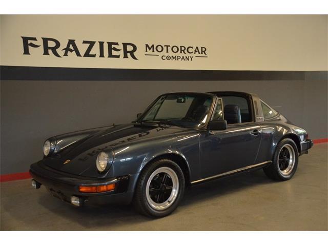 1981 Porsche 911 (CC-1240269) for sale in Lebanon, Tennessee