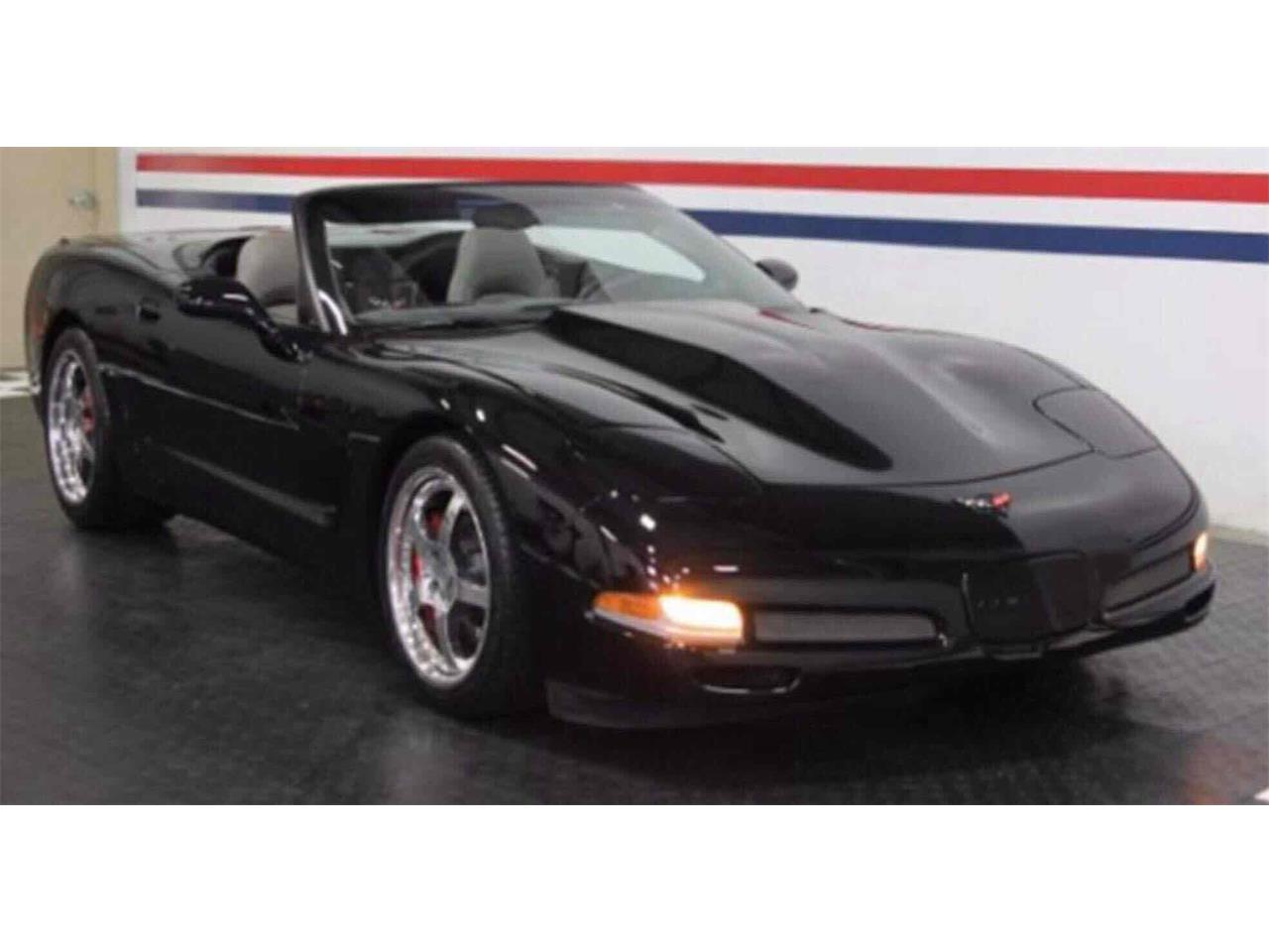 2004 Chevrolet Corvette (CC-1242697) for sale in Stanly County, North Carolina