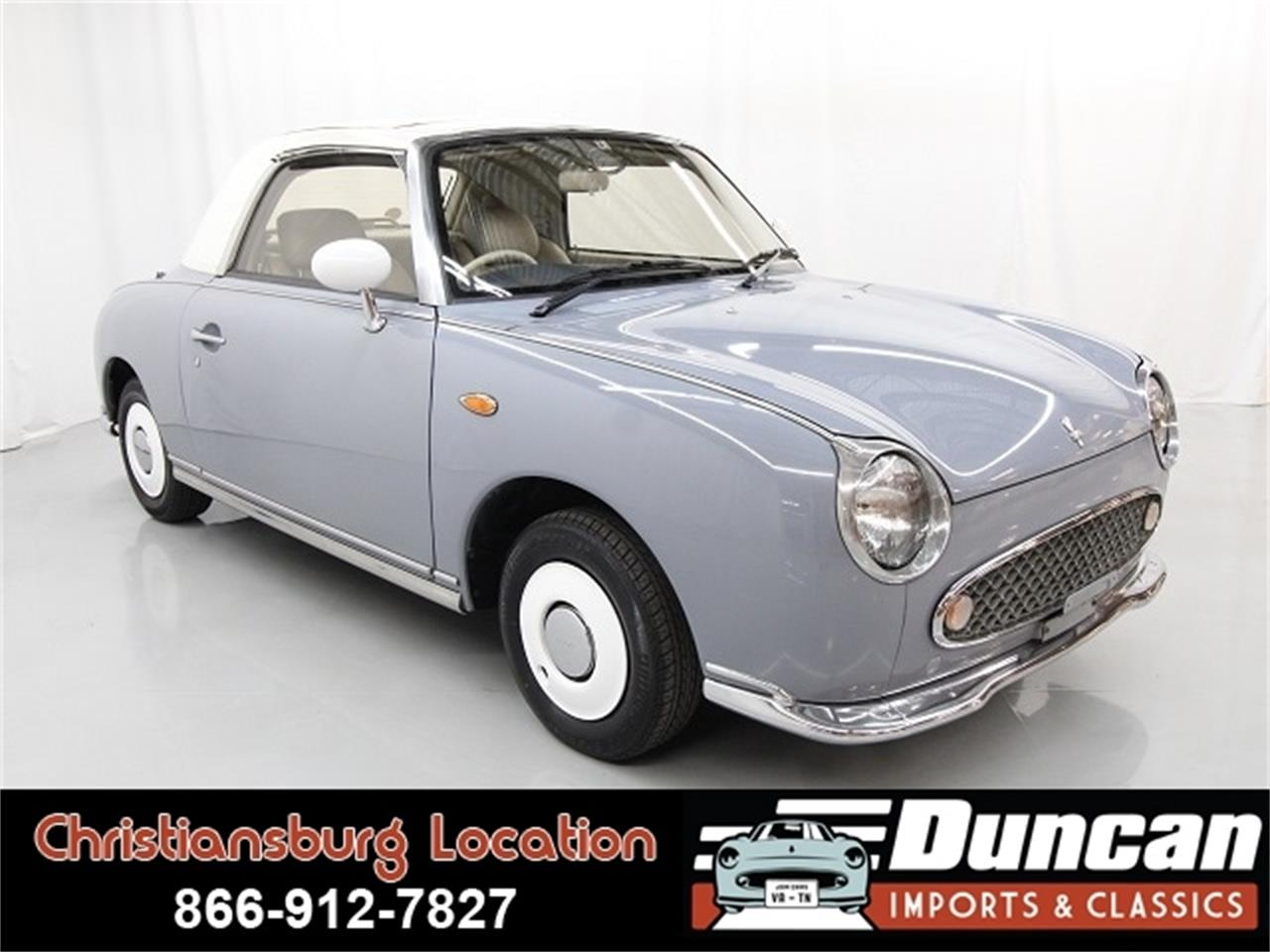 1991 Nissan Figaro (CC-1242707) for sale in Christiansburg, Virginia