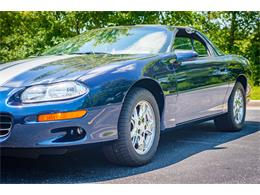 2002 Chevrolet Camaro (CC-1242747) for sale in O'Fallon, Illinois
