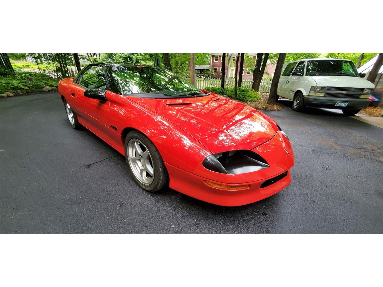 1994 Chevrolet Camaro Z28 (CC-1242753) for sale in Annandale, Minnesota
