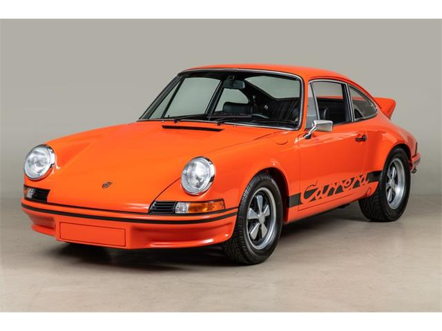 1973 Porsche 911 (CC-1242766) for sale in Scotts Valley, California
