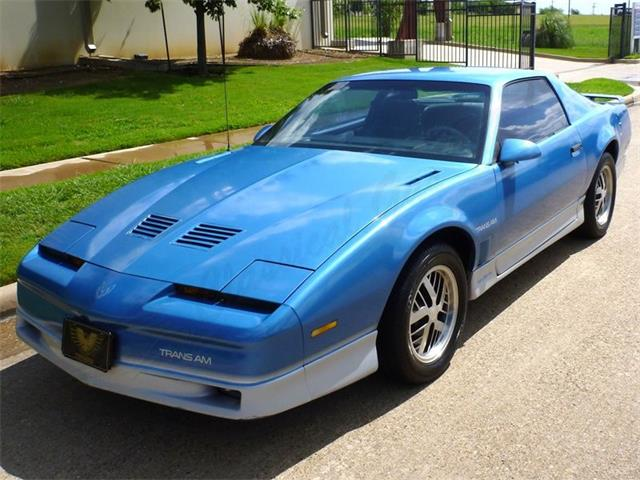 1985 Pontiac Firebird Trans Am (CC-1242806) for sale in Arlington, Texas