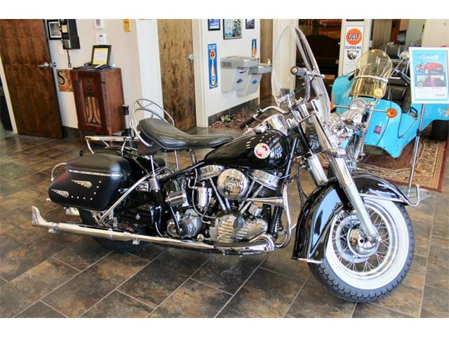1957 Harley-Davidson FLH (CC-1242857) for sale in Sarasota, Florida