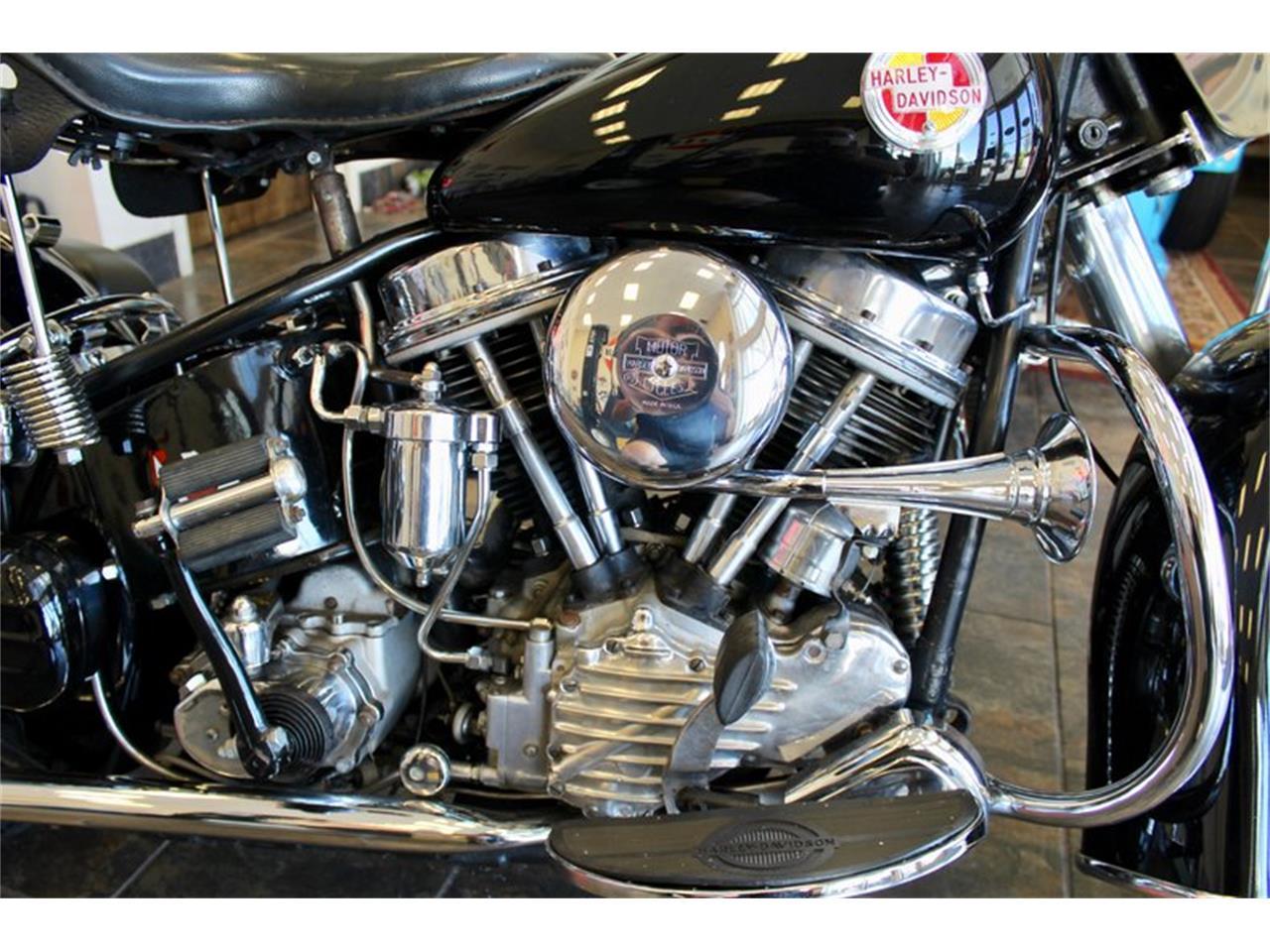 1957 Harley-Davidson FLH (CC-1242857) for sale in Sarasota, Florida