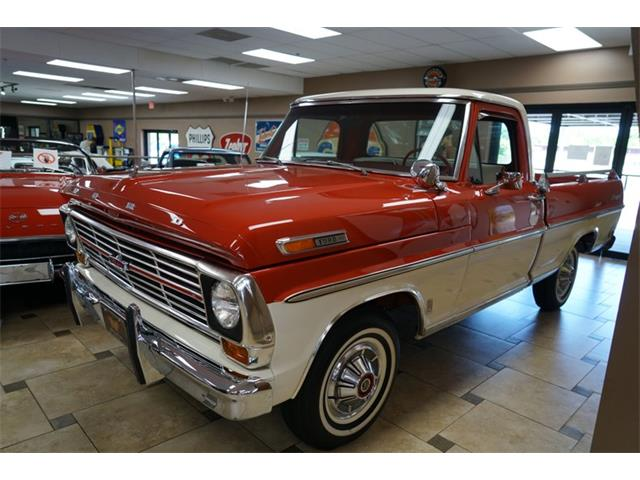 1969 Ford F100 (CC-1242859) for sale in Venice, Florida