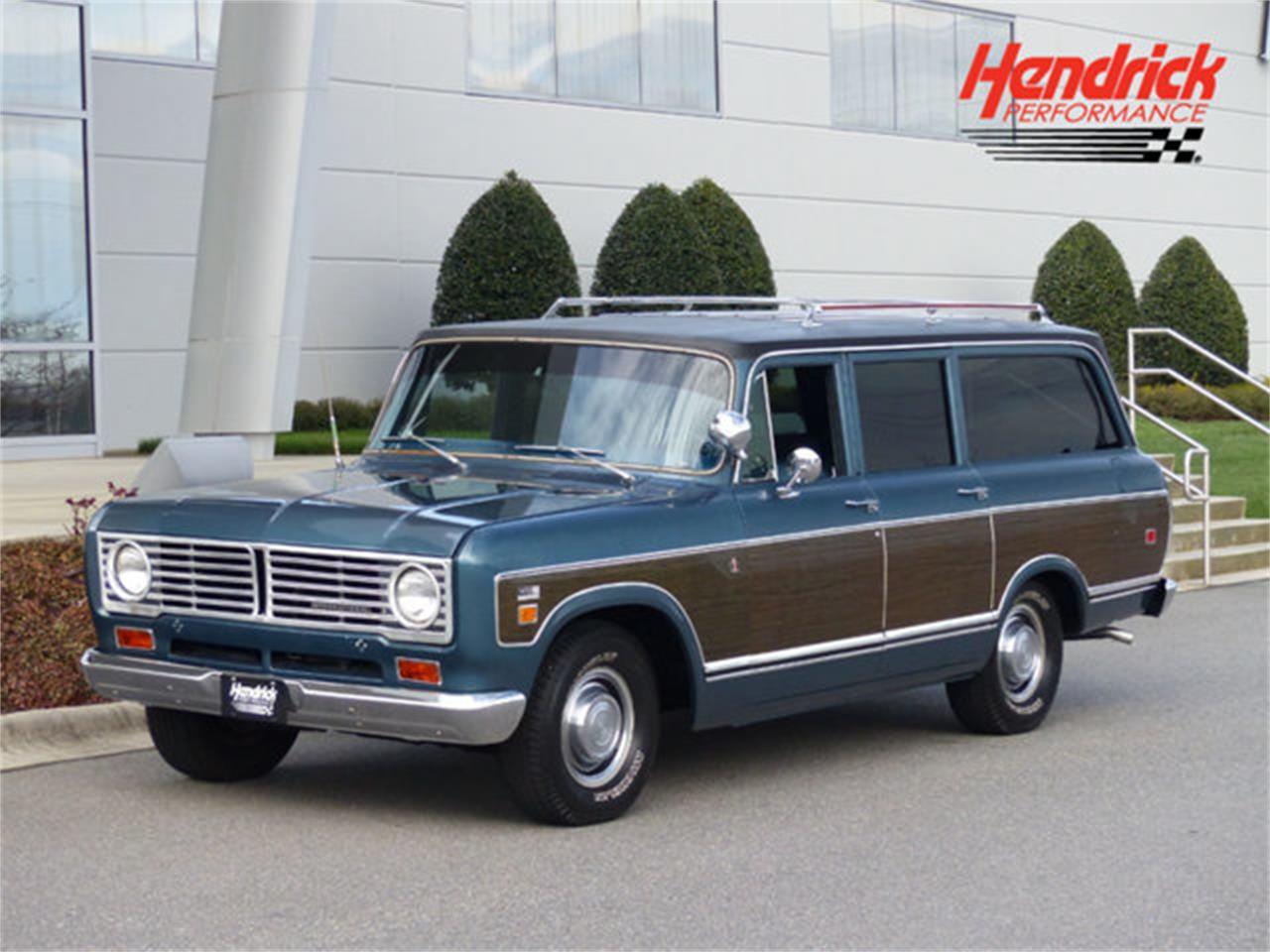 1973 International Travelall (CC-1242865) for sale in Charlotte, North Carolina