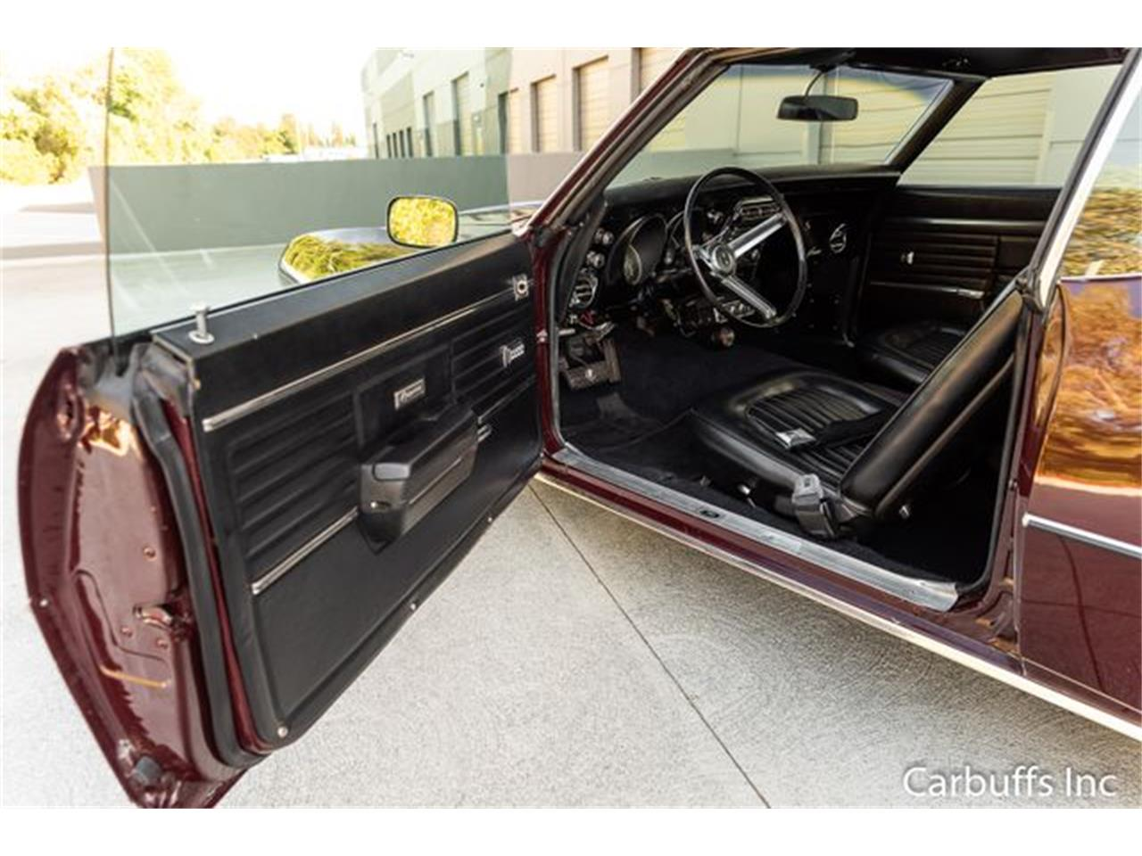 1968 Chevrolet Camaro (CC-1242881) for sale in Concord, California
