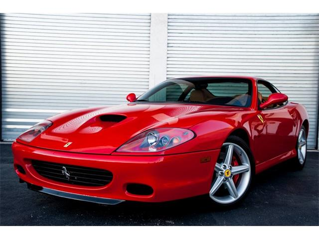 2002 Ferrari 575 (CC-1242883) for sale in Miami, Florida
