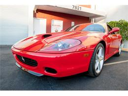 2002 Ferrari 575 (CC-1242883) for sale in Miami, Florida