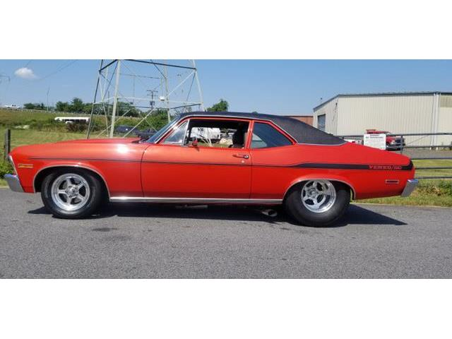 1972 Chevrolet Nova (CC-1242887) for sale in Linthicum, Maryland