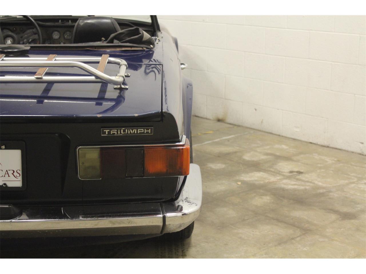 1971 Triumph TR6 (CC-1242912) for sale in Cleveland, Ohio