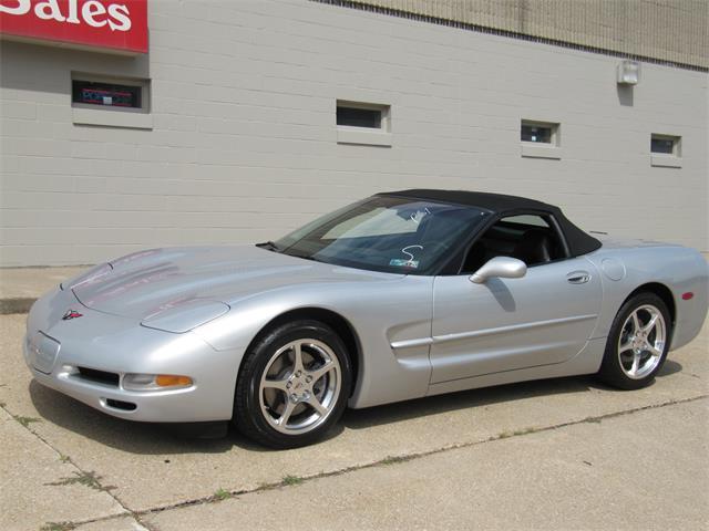 2000 Chevrolet Corvette (CC-1242920) for sale in Omaha, Nebraska