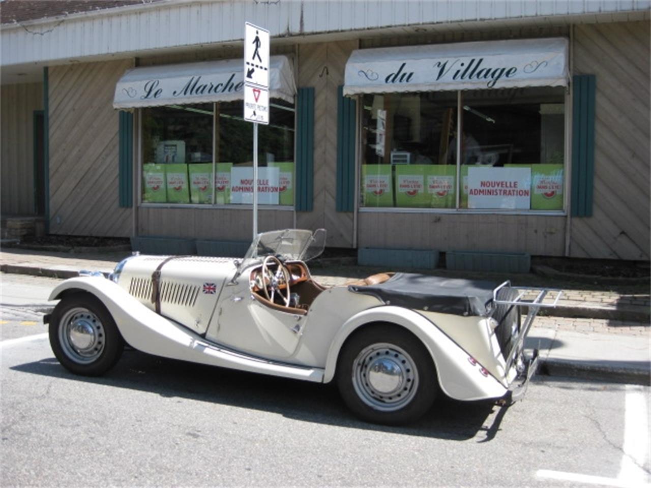 1953 Morgan Plus 4 (CC-1242932) for sale in Stratford, Connecticut