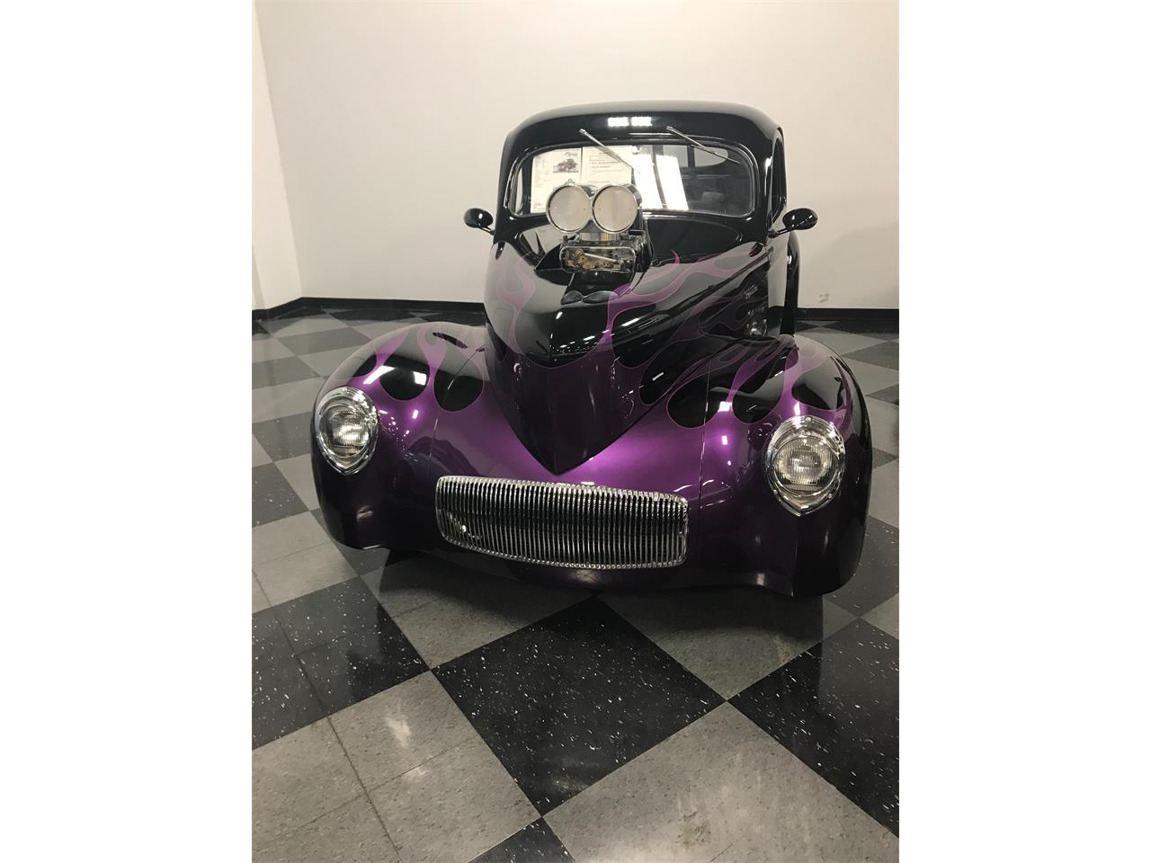 1941 Willys 2-Dr Coupe (CC-1242950) for sale in Conroe , Texas