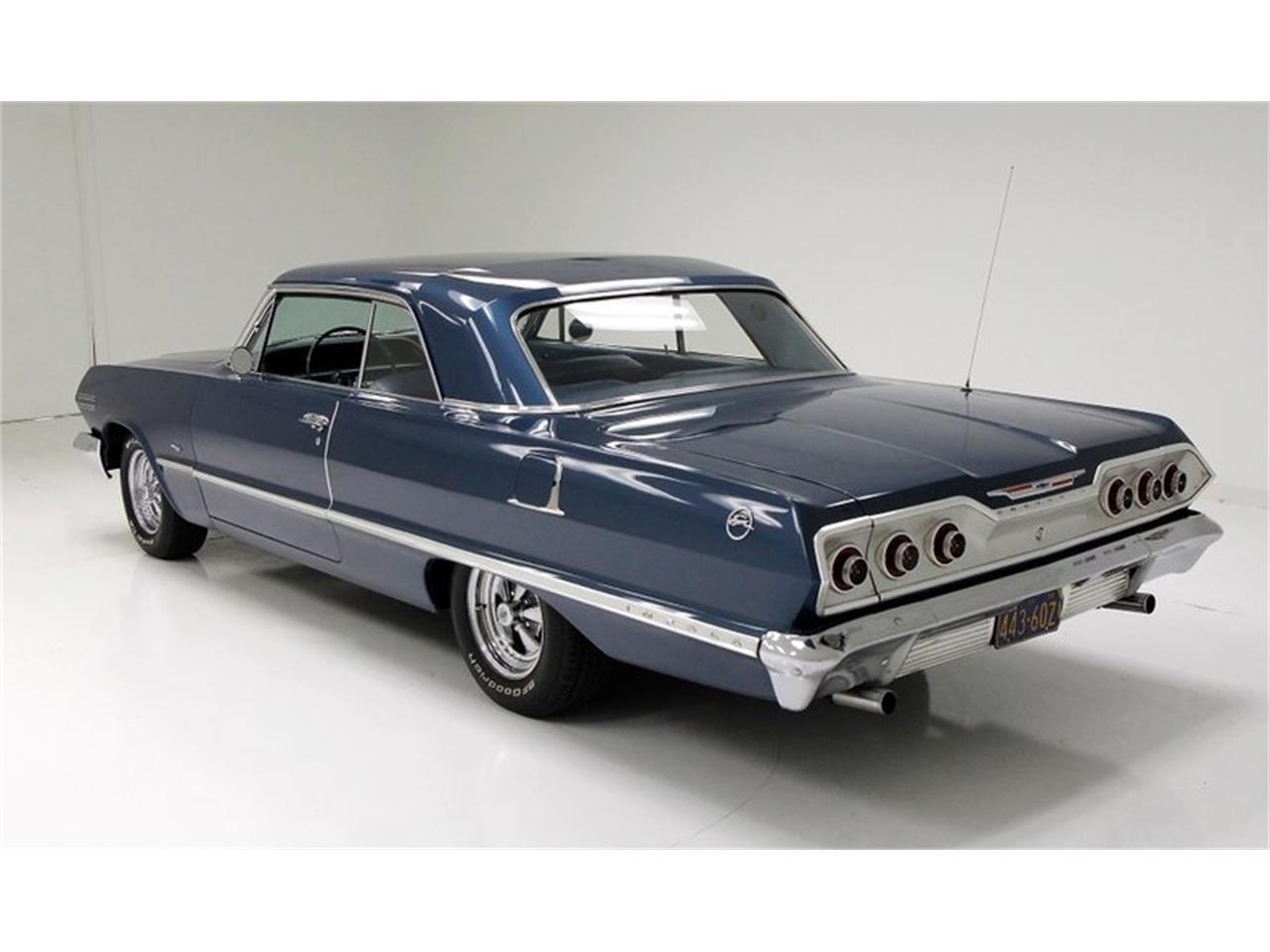 1963 Chevrolet Impala (CC-1242973) for sale in Morgantown, Pennsylvania