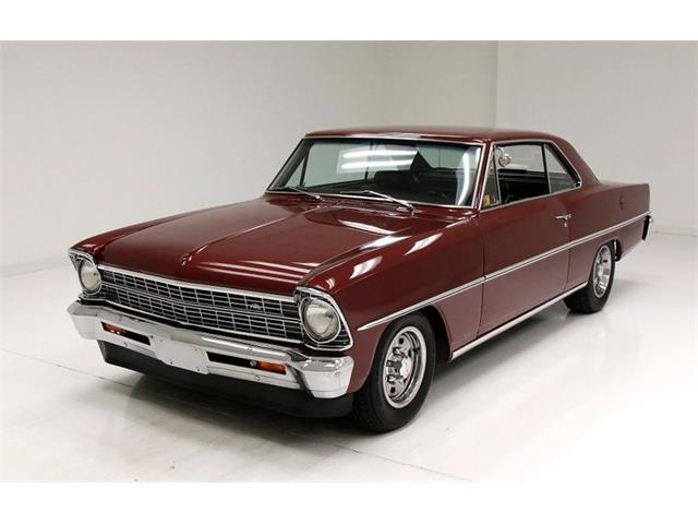 1967 Chevrolet Chevy II (CC-1242975) for sale in Morgantown, Pennsylvania