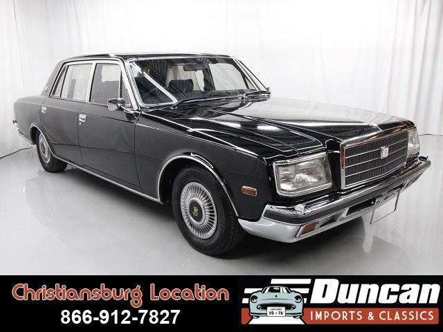 1992 Toyota Century (CC-1242978) for sale in Christiansburg, Virginia