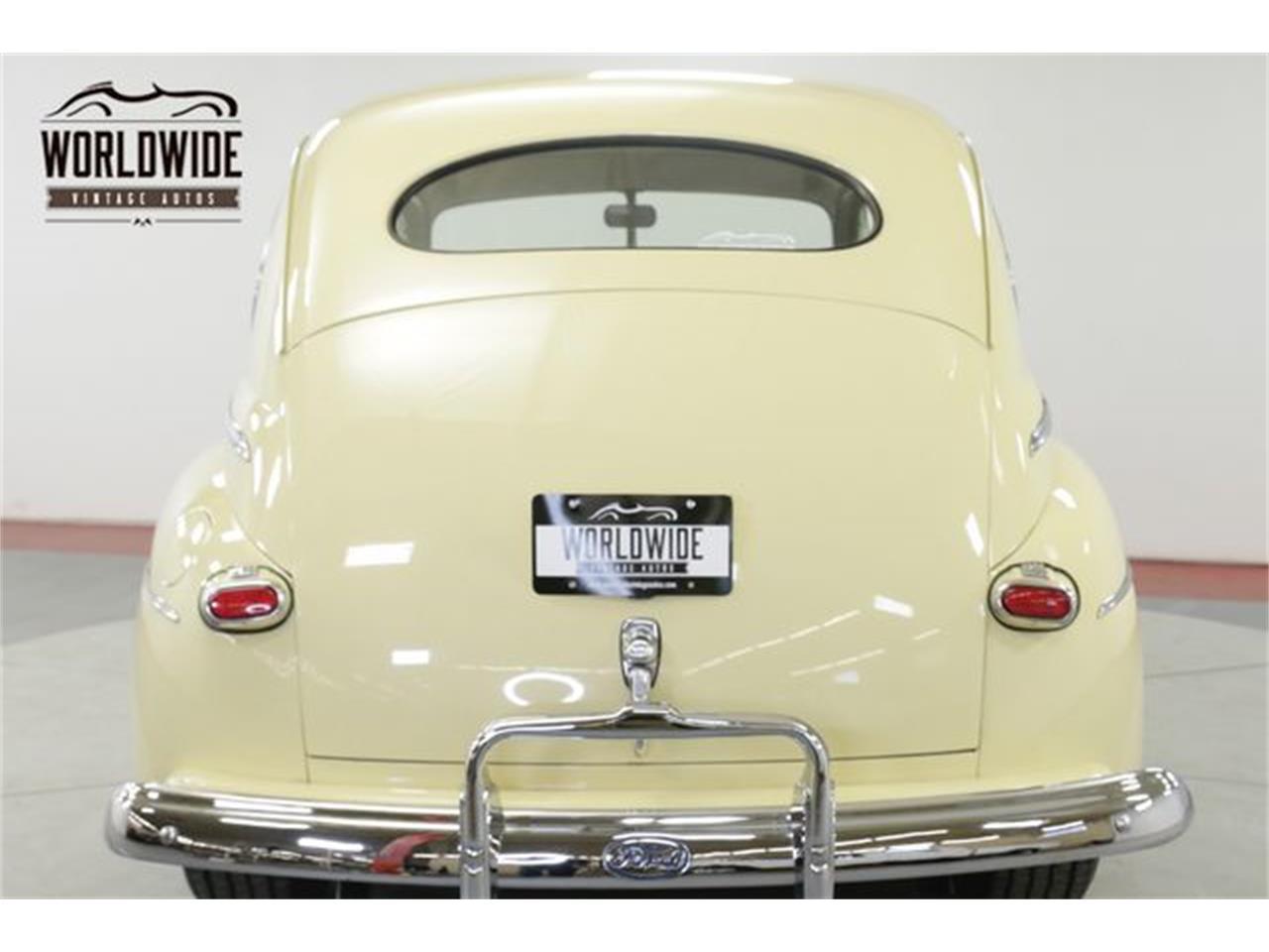 1942 Ford Super Deluxe (CC-1242990) for sale in Denver , Colorado