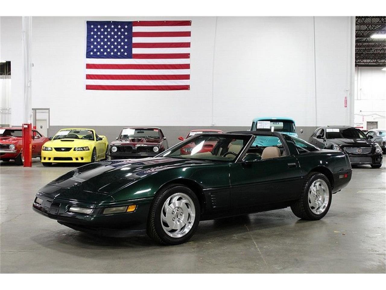 1995 Corvette For Sale >> For Sale 1995 Chevrolet Corvette In Kentwood Michigan