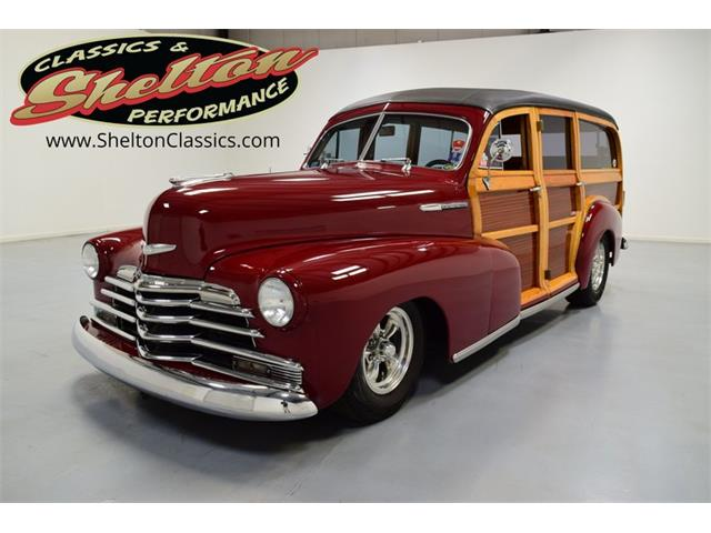 1948 Chevrolet Fleetmaster (CC-1243017) for sale in Mooresville, North Carolina