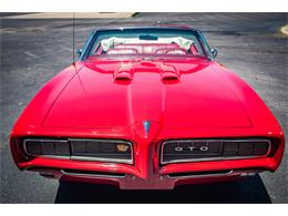 1968 Pontiac GTO (CC-1243049) for sale in O'Fallon, Illinois