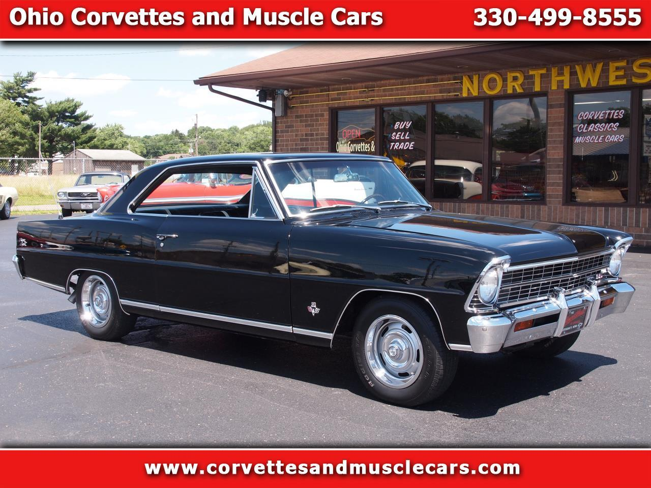 1967 Chevrolet Chevy II Nova (CC-1243055) for sale in North Canton, Ohio