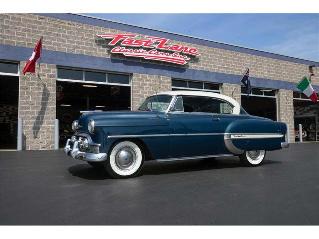 1953 Chevrolet Bel Air (CC-1243079) for sale in St. Charles, Missouri