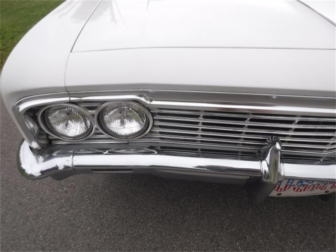 1966 Chevrolet Impala SS (CC-1243107) for sale in Milford, Ohio