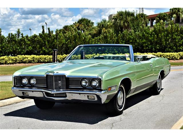 1972 Ford LTD (CC-1243168) for sale in Lakeland, Florida