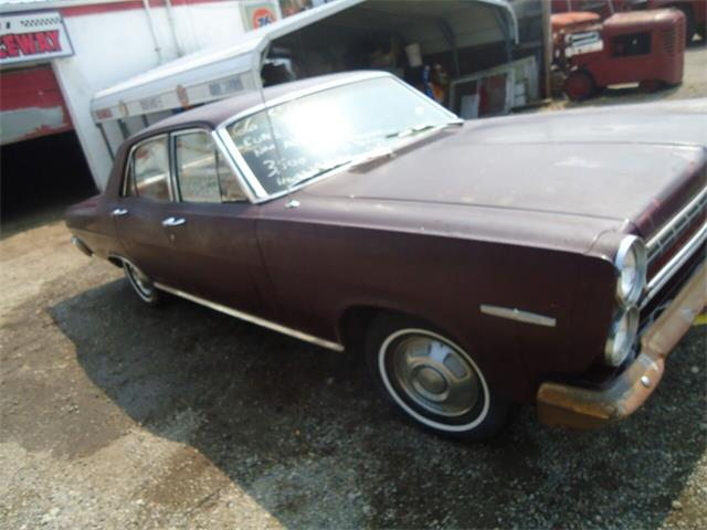 1966 Mercury Comet (CC-1243191) for sale in Jackson, Michigan