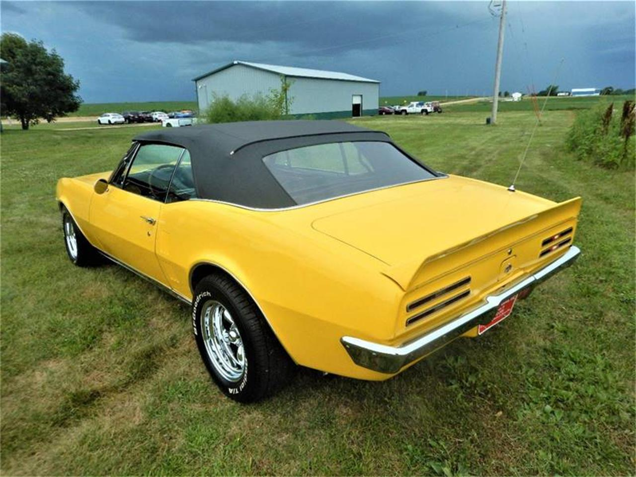 1967 Pontiac Firebird (CC-1243198) for sale in Clarence, Iowa