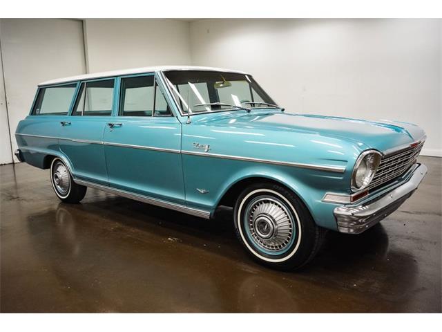 1964 Chevrolet Nova (CC-1243210) for sale in Sherman, Texas