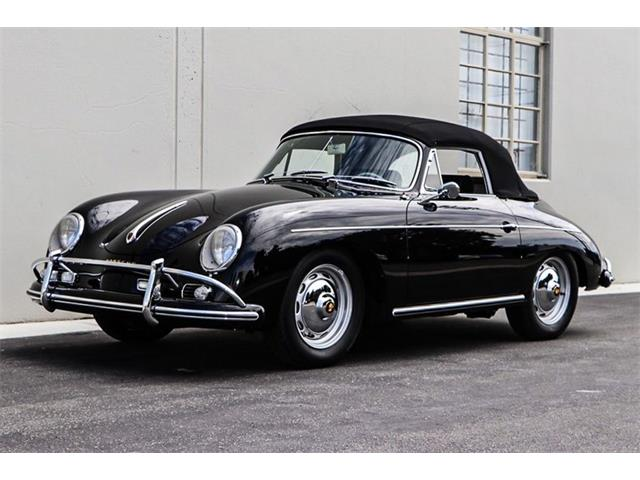 1958 Porsche 356A (CC-1243216) for sale in Costa Mesa, California