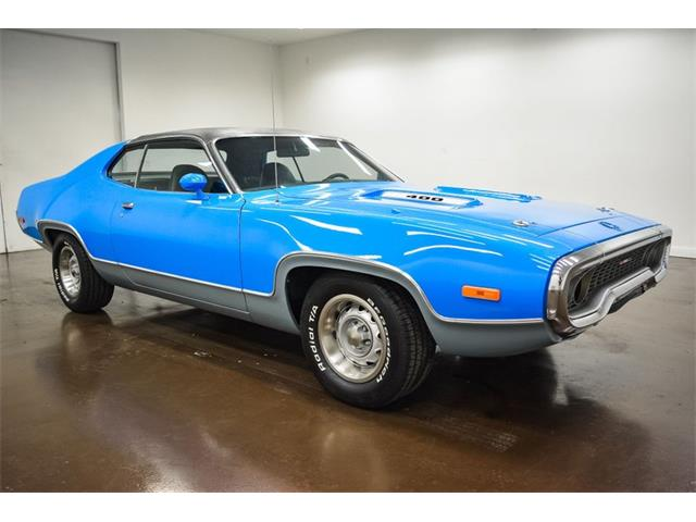 1972 Plymouth Satellite (CC-1243217) for sale in Sherman, Texas
