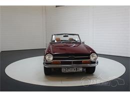 1972 Triumph TR6 (CC-1243252) for sale in Waalwijk, Noord-Brabant