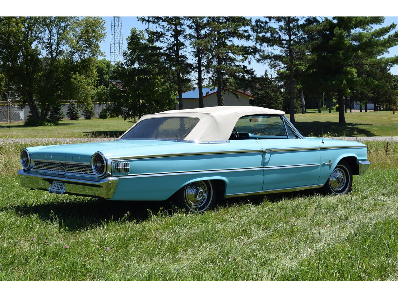 1963 Ford Galaxie 500 XL (CC-1243291) for sale in Watertown, Minnesota
