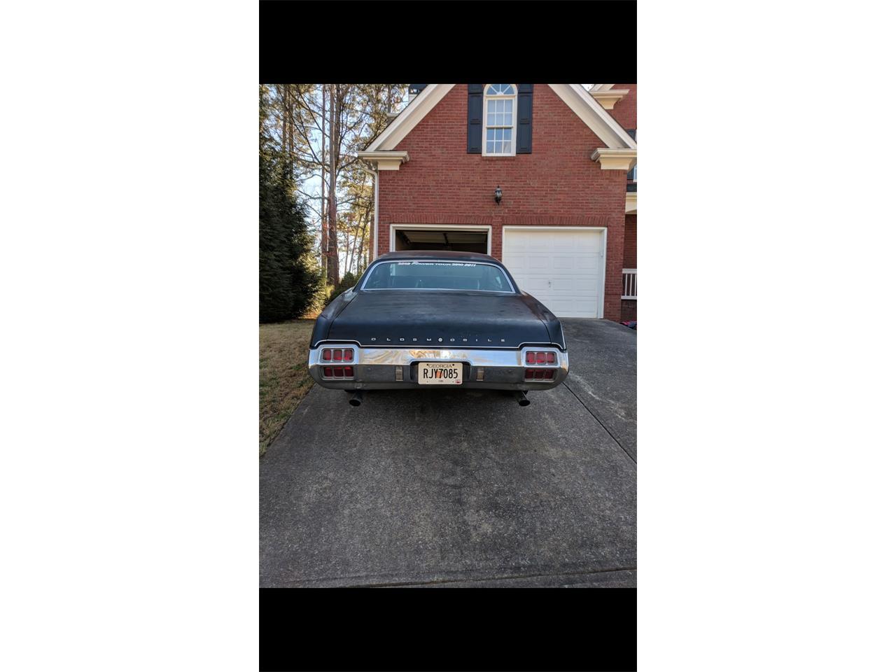 1972 Oldsmobile Cutlass Supreme (CC-1243316) for sale in Charlotte, North Carolina