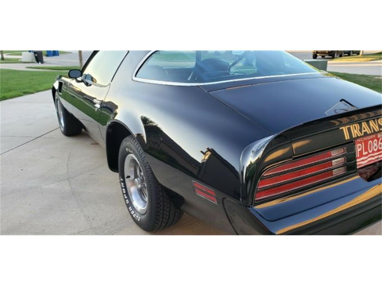 1976 Pontiac Firebird Trans Am (CC-1240332) for sale in Cadillac, Michigan