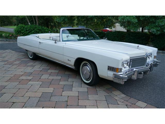 1974 Cadillac Eldorado (CC-1243323) for sale in Old Bethpage, New York