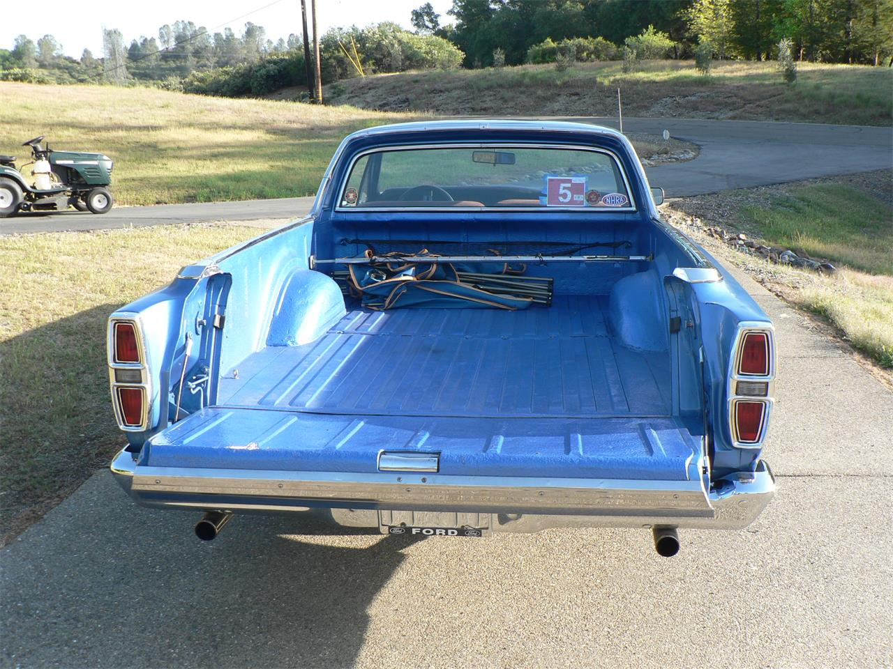 1967 Ford Ranchero (CC-1243324) for sale in Placerville, California