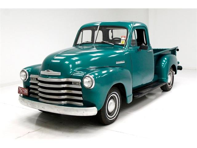 1952 Chevrolet 3100 (CC-1243343) for sale in Morgantown, Pennsylvania
