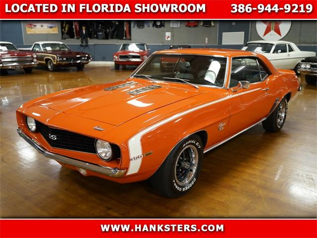 1969 Chevrolet Camaro SS (CC-1243415) for sale in Homer City, Pennsylvania