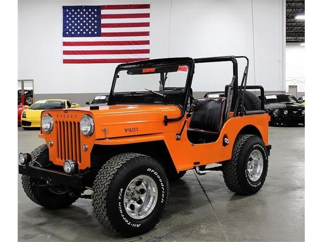 1962 Jeep Willys (CC-1240347) for sale in Omaha, Nebraska